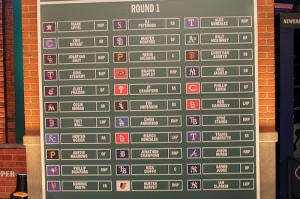 Draft Board Fantasy Baseball